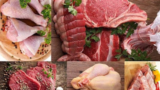 اللحوم المسموحه فى الكيتو