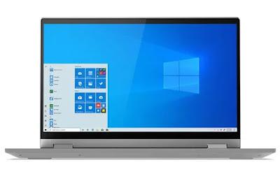 Layar Lenovo IdeaPad Flex 5