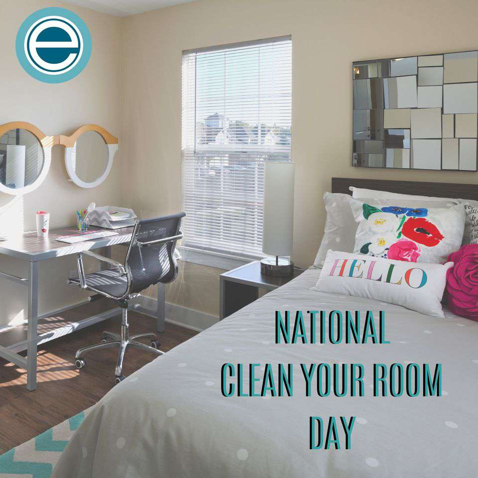 National Clean Your Room Day Wishes Sweet Images