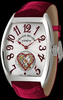 Montre Franck Muller Lady Tourbillon 3080 T