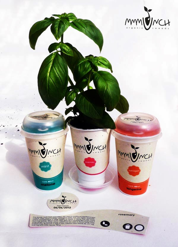 50 Awesome And Catchy Yogurt Packaging Designs - Jayce-o-Yesta