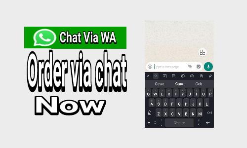 Cara Membuat Link Whatsapp Menuju Chat Langsung Untuk Bisnis Online Anda Omevan Com