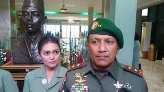 Agus Suryabakti berjanji tindak tegas oknum TNI Positif Narkoba