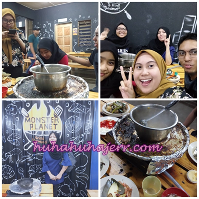 Peristiwa Makan Steamboat Di Monster Planet