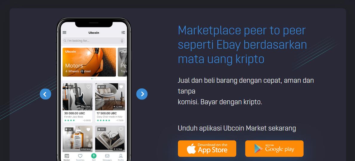 apa itu ubcoin, ubcoin luncurkan marketplace ubcoin, perkembangan ubcoin, berita altcoin terbaru, berita crypto terbaru,