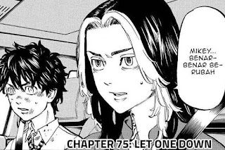 Update! Baca Manga Tokyo Revengers Chapter 75 Full Sub Indo
