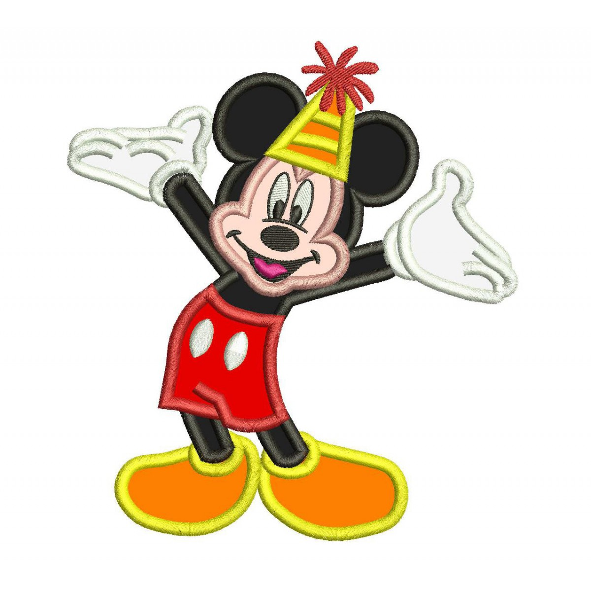 Mickey Mouse Birthday Wishes