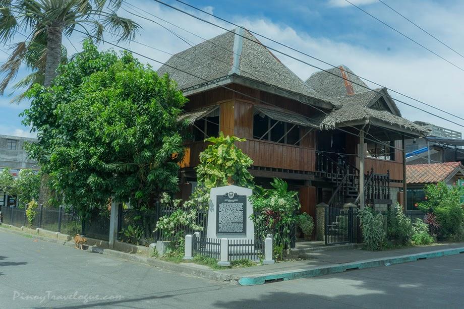 Dona Aurora Quezon's House in Baler