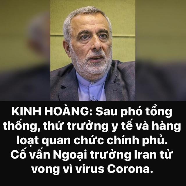 Virus Corona: Điều gì đang xẩy ra ở Iran?