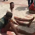 Anambra Police parade female armed robbery suspect, two others who shot dead a police officer [video]