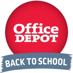 Keep School Going Sale at Office Depot: Up to an Extra 80% off School Supplies