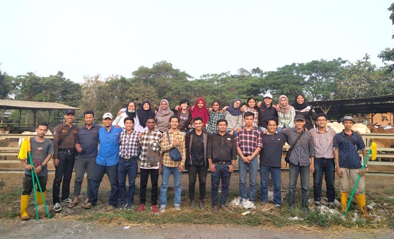 20 Mahasiswa Indonesia Pelajari Peternakan Modern di Australia