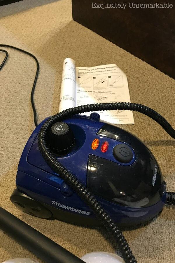 Wagner Spraytech C900053.M SteamMachine Multi-Purpose Home Steamer Steam Cleaner