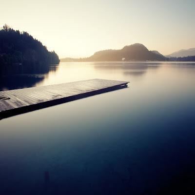 Bled Lake Slovenia Slovénie Lac