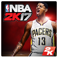 untuk kali ini aku akan membuatkan sebuah game android yang bertemakan perihal olah raga ya Unduh Game NBA 2K17 v0.0.27 MOD APK + DATA For Android (Game NBA Terbaru 2017)