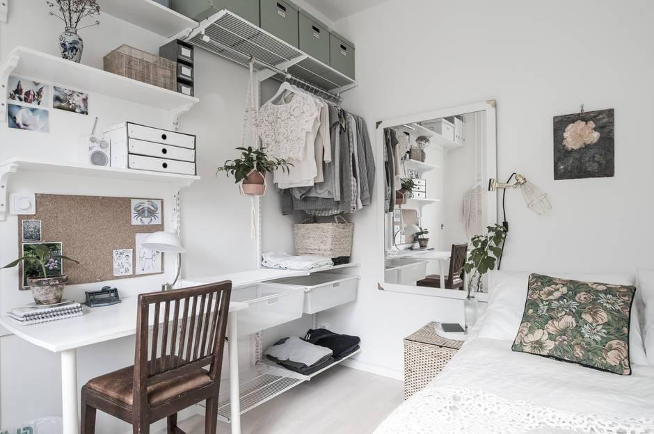 Apartamento 45 metros quadrados de estilo n rdico for Decoracion apartamento 100 metros