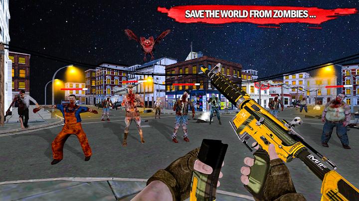 Last Zombie Dead hunter Sniper Shooting Mod