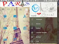 BBM MOD Love Paris Full Dp Terbaru 2016