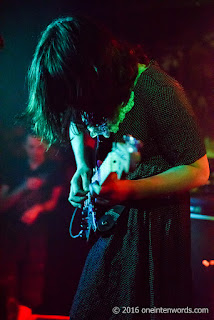 Screaming Females at The Garrison for NXNE 2016 June 18, 2016 Photo by John at One In Ten Words oneintenwords.com toronto indie alternative live music blog concert photography pictures