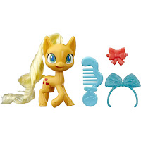 My Little Pony Applejack Reveal the Magic Brushable Single
