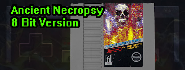 Ancient Necropsy 8-bit Chiptune