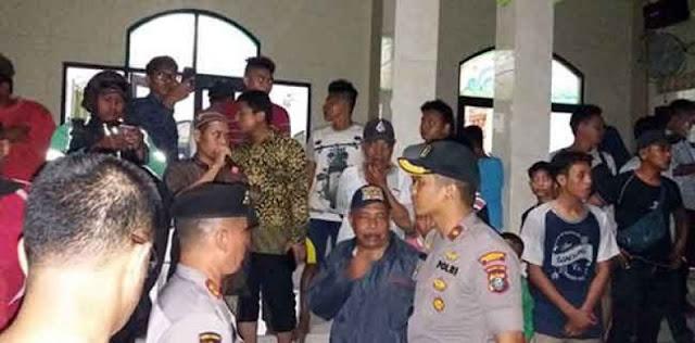2 Perusak Masjid Deli Serdang Menyerah, 3 Lainnya Menyusul Tertangkap