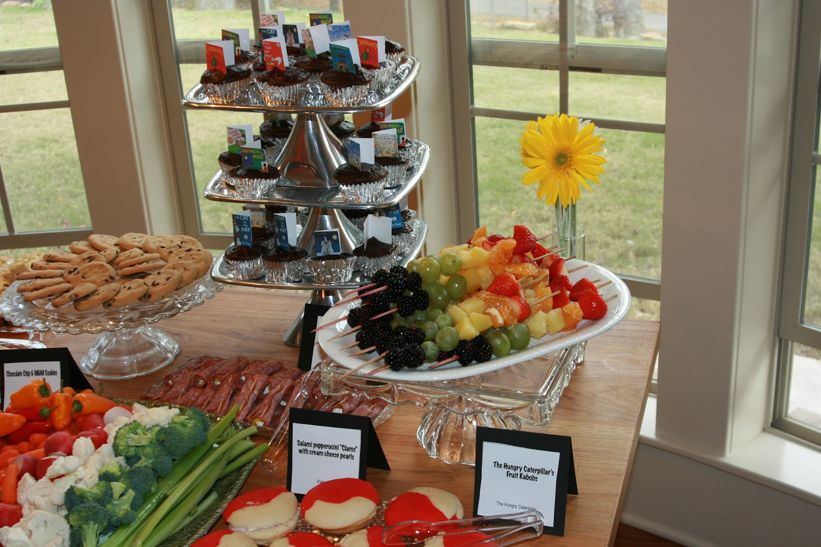 Baby Shower Food Ideas: Baby Shower Food Ideas For Winter