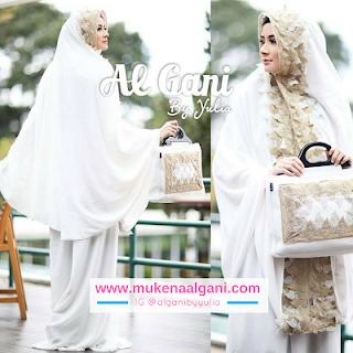 mukena%2Brenita3 MUKENA RENITA AL GANI BY YULIA Bahan seruty import yang lembut dan nyaman dipakai dengan renda exclusive yang sangat cantik.  INFORMASI PEMESANAN : Line : mukenaalganiori SMS/WA 0859-4590-5858 ( Pendaftaran Reseller dan Grosir ) #mukena #jualmukena #mukenaadem #mukenahaji #mukenaumroh #mukenacantik #mukenahcantik #mukenah #mukenamurah #mukenakatun #mukenalebaran #mukenagrosir #mukenaelegan #mukenacantikmurah