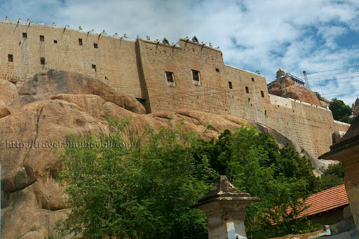 Rock Fort - Thiruchirappalli Malai Kottai