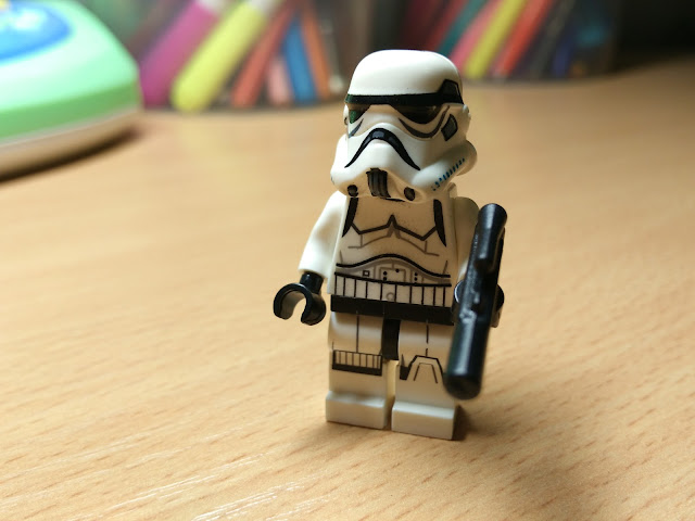 Штурмовик Лего