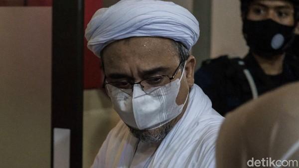 Sidang Putusan Sela Kasus Swab Palsu Habib Rizieq Digelar Hari Ini