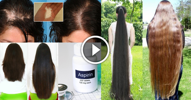 5 Simple And Easy Tips To Grow Hair Within 7 Days!