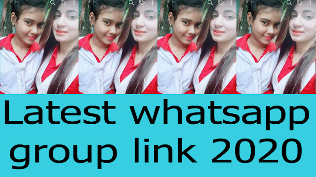 latest whatsapp group link 2020