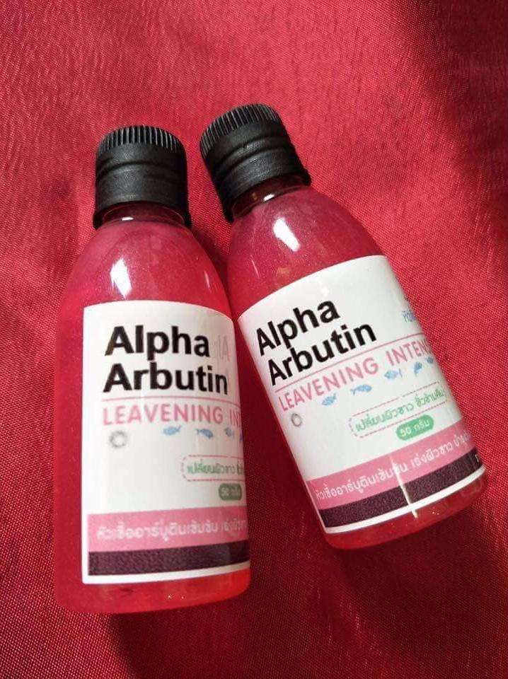 Để da đẹp hơn nên dùng thêm các sản phẩm Arbutin, hydroquinone... để trị các vết thâm do mụn để lại.