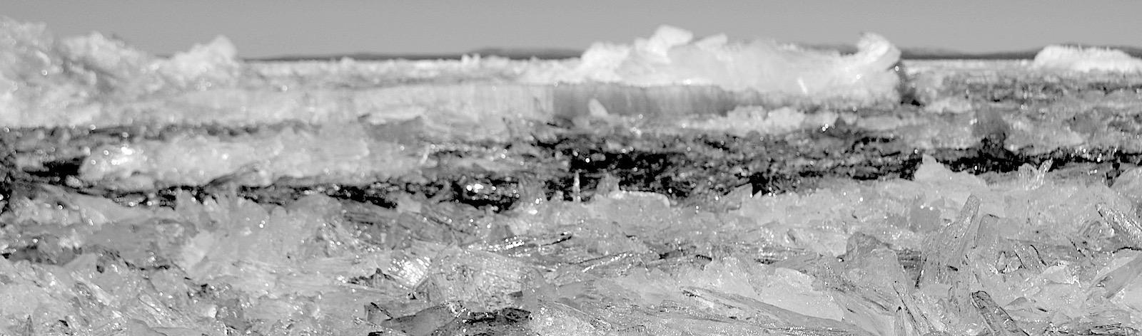Льды Чукотского моря