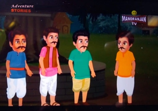 Adventure Stories Watch on Manoranjan TV channel, Know Cartoon show name and timing