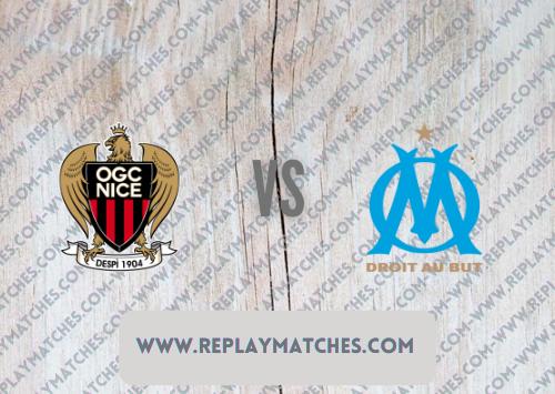 Nice vs Marseille -Highlights 22 August 2021