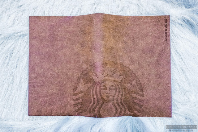 Review: Starbucks 2018 Planner (Philippines)