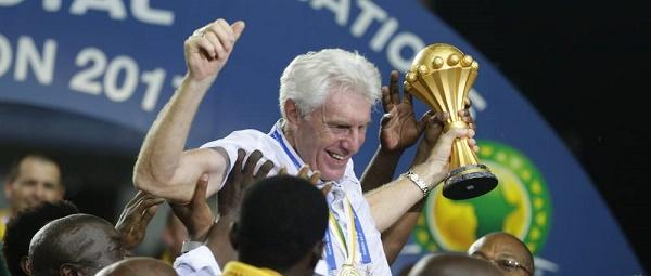 """Lions Indomptables: Hugo Broos ne lâche pas l'affaire, il """"souhaite poursuivre avec le Cameroun"""""""