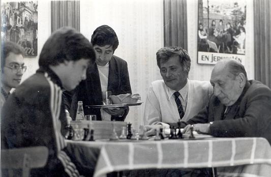 Resultado de imagen para hector luis gonzalez ajedrez