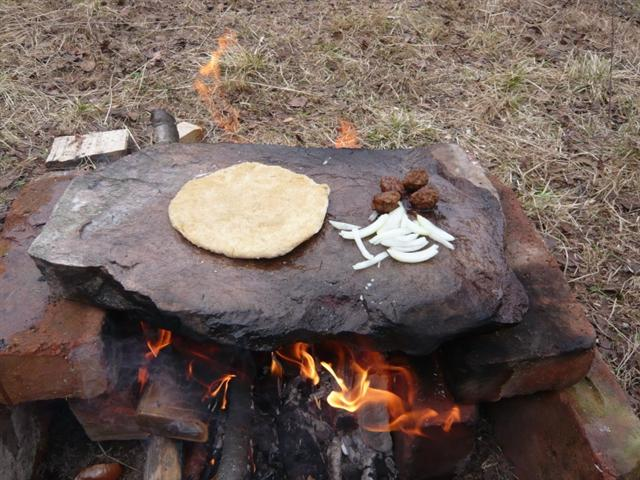 A Hermit S Diary 5 Primitive Cooking Methods