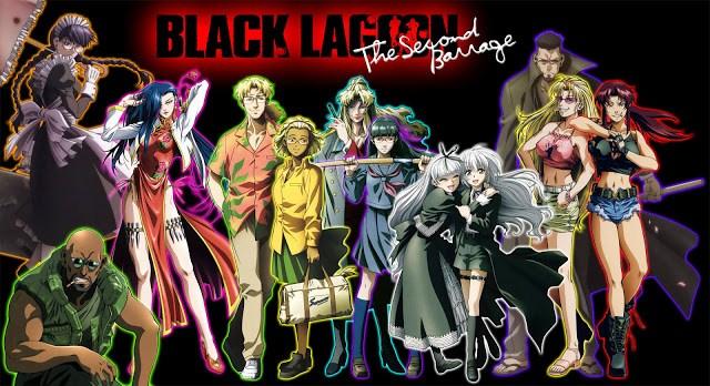 Black Lagoon BD Subtitle Indonesia