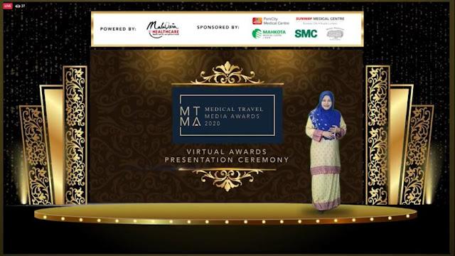 Malaysia Hargai Media sebagai Petugas Barisan Hadapan di MTMA2020
