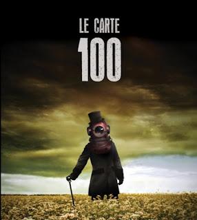 "LE CARTE  presentano  ""100"""