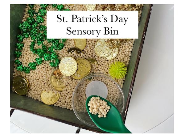 Sensory Activity for St Patrick's Day