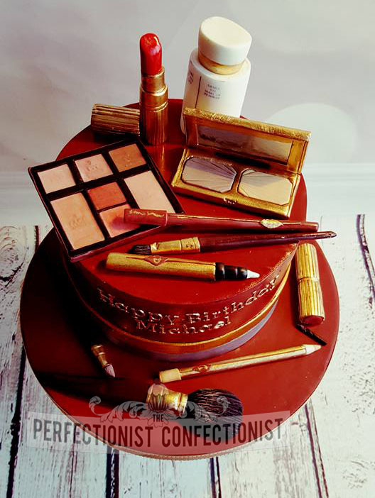 The Perfectionist Confectionist Michael Charlotte Tilbury Make Up