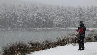 الأرصاد الجوية تحذر من تساقط الثلوج في هذه المناطق من تركيا