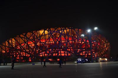 Stadiun Olimpiade Beijing