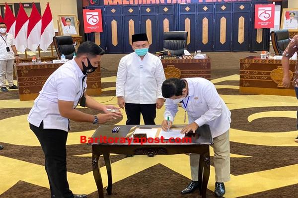 Gubernur Kalteng Dukung Optimalisasi Aset Pertamina di Barito Timur