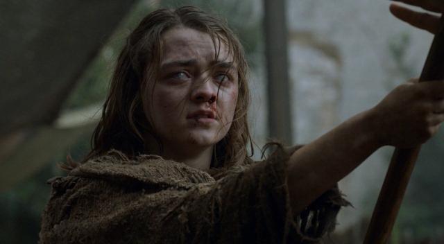 Captura uno de Game of Thrones S06E02 HDTV